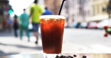 кофейный лимонад