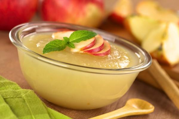 Соус с яблоками рецепт