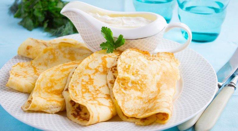 Блинчики из картофеля рецепт с фото