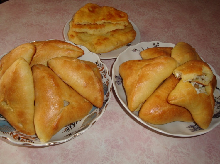 Рецепт тесто для пирожков пошагово с фото