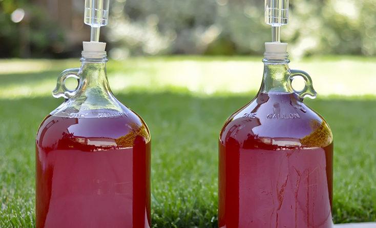 Брага — старинный русский напиток