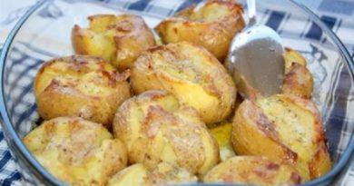 Картофель По-португальски. Очень Вкусный Гарнир