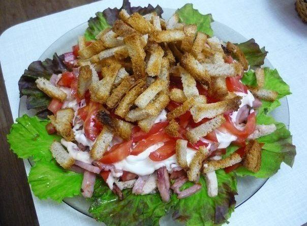 salat-s-kuricej-i-vetchinoj-karmen
