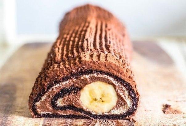 shokoladno-bananovyj-rulet