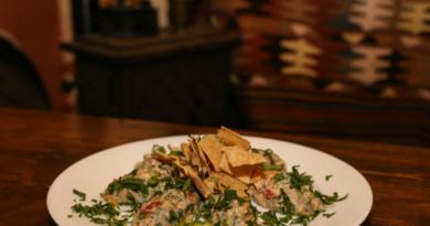 Новогодний армянский салат от шеф-повара Артавазда Саруханяна