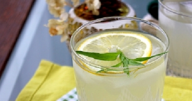 Освежающий напиток Тархун