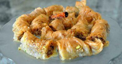Сарагли: сладкий вкус, привезенный греками Малой Азии