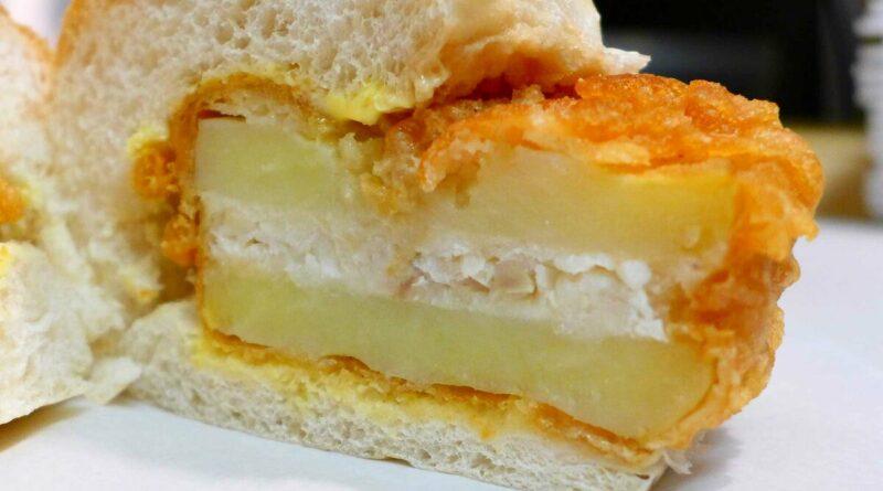 Рыбный пирог из Англии