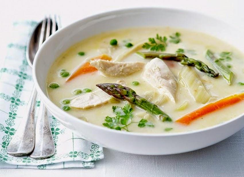 бельгийский суп
