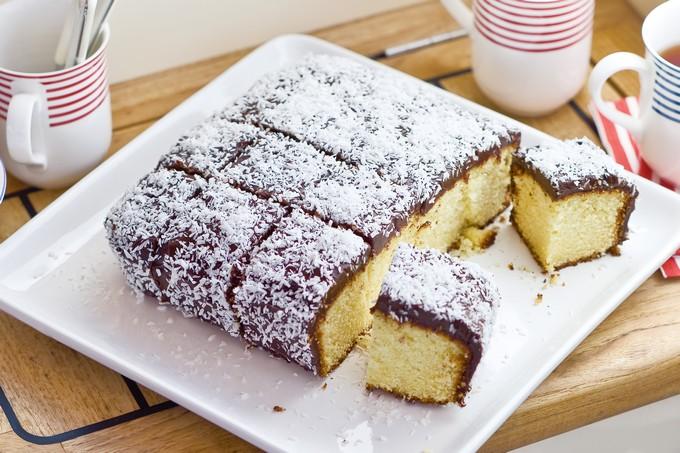 австралийское пирожное