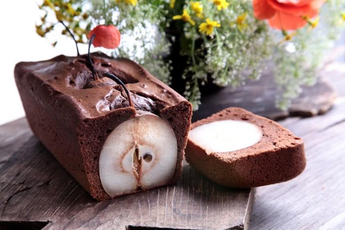 shokoladnyi-keks-s-grushami
