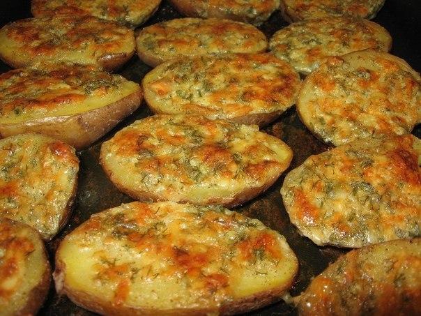 Невероятно Вкусный Картофель С Чесноком