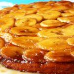 Нежный банановый пирог