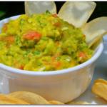 ГУАКАМОЛЕ (Мексиканская закуска из пюрированной мякоти авокадо)