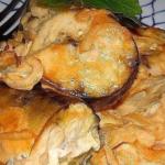Запеченная скумбрия в горчичном соусе для Новогоднего стола