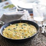 omlet-s-brokkoli