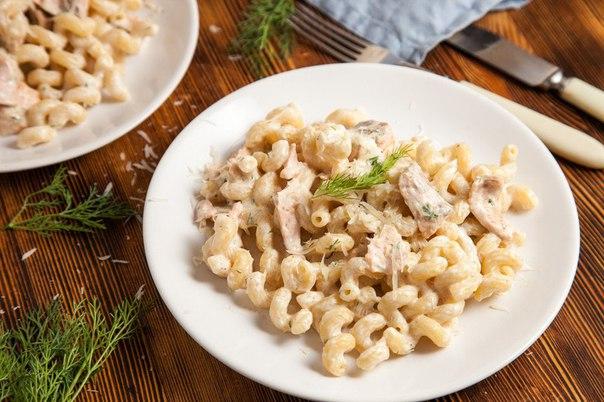 pasta-s-semgoj-v-slivochnom-souse