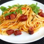 spagetti-s-kolbaskami