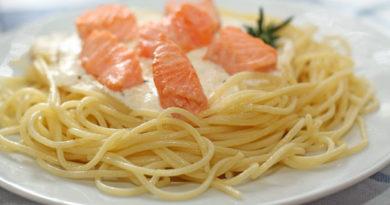 spagetti-s-lososem