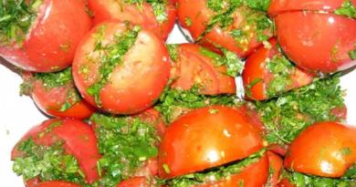 Вкуснейшие помидоры по-армянски