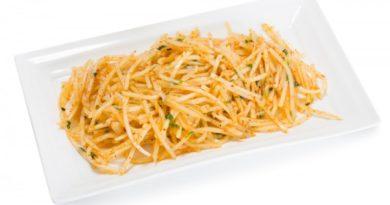 """Корейский салат """"Камди-ча"""""""