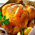 Курица по-турецки