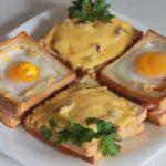 Оригинальный завтрак за 5 минут: очень вкусно