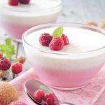 Легкий и быстрый кефирный десерт