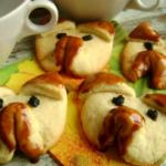 Новогоднее печенье Чумазые поросята