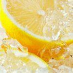 Как правильно заморозить лимон?