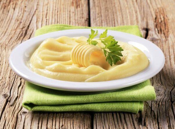 Советы как приготовить идеальное картофельное пюре