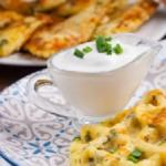 Картофельные котлетки в вафельнице