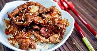 Мясо по-японски - вы будете готовить его снова и снова!