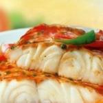 Рыба по-французски на ужин