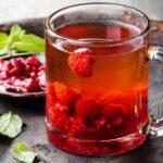 Зимний ягодный чай каркаде