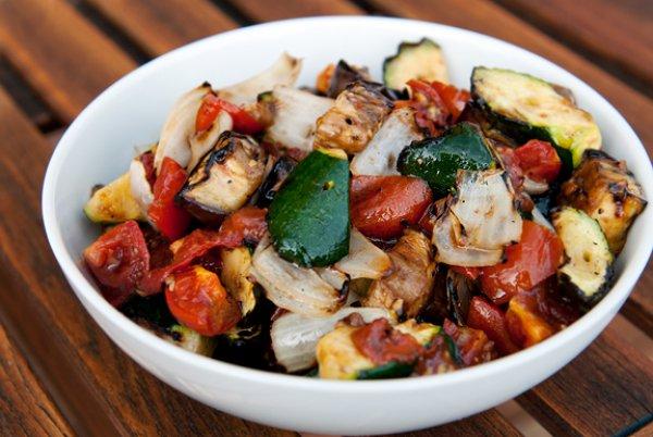 Gril-salat