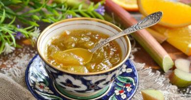 varenye-iz-revenya-s-apelsinom