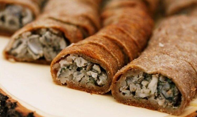 Калакукко – рыбный пирог