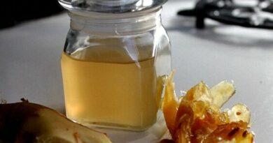 Имбирная водка – 2 проверенных рецепта настойки на имбире