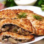 Ленивый бризоль, готовлю их часто на завтрак