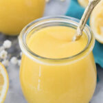 Весеннее лакомство лимонный заварной крем. Отказаться невозможно!