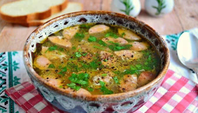 «Ленивый» суп – просто и вкусно