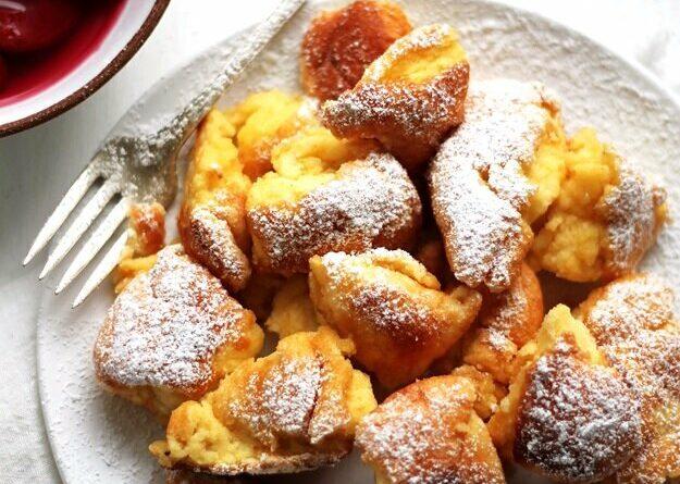 Kaiserschmarrn - рецепт любимого десерта императора Австрии.