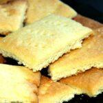 Шортбред - шотландское песочное печенье (всего 3 ингредиента)