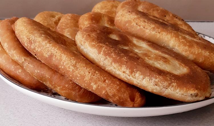 Пирожки молниеносного приготовления и быстрого поедания с секретом