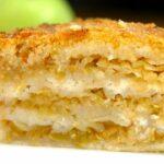 Даже если вы никогда не готовили: этот яблочник - пирог получится у всех!