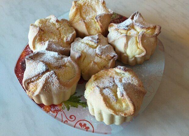 Итальянское пирожное «Соффиони»