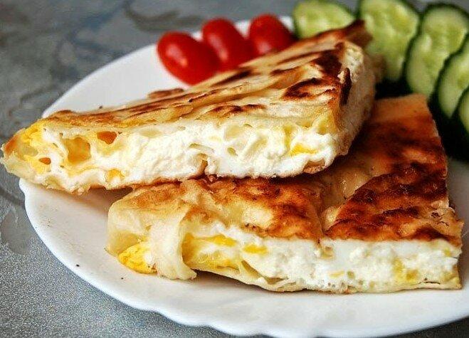 """Завтрак из яиц """"Свекровь отдыхает"""", родные его просто обожают"""