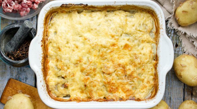 Что приготовить на ужин в духовке: мясо по-французски