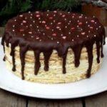 Армянский торт «Микадо»